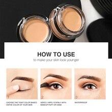 1 шт. праймер для глаз консилер крем-основа для макияжа стойкий крем увлажняющий контроль масла MS88