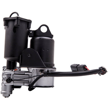 Air SUSPENSION Compressor For Land Rover Discovery 3 / MK III / LR3 2004-2009 Updated AMK Style LR032902 , LR023964