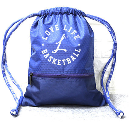 Customizable Sports Bag Basketball Bag Drawstring Bag Backpack Zu Qiu Dai Soccer Package Training Package Storage Bag Shoe Bag