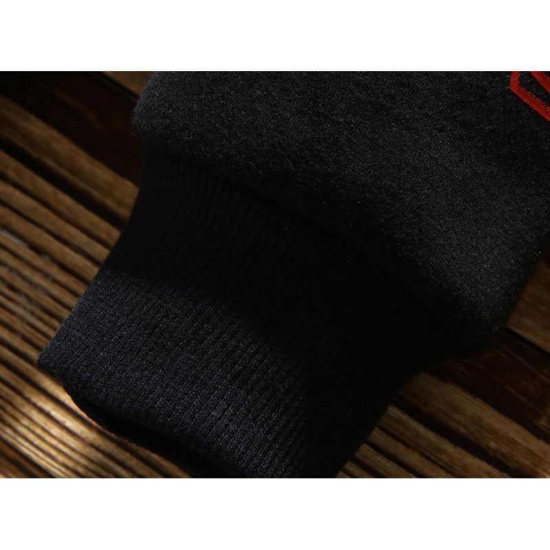 Uomo Felpe 2020 Nuova Molla di Arrivo E Autunno Maschio Felpe Lettera Adolescente Ragazzi Bianco Nero Rosso Grigio Stile Coreano H22