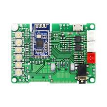 AIYIMA усилитель звука Bluetooth Board 3 Вт * 2, стерео усилитель, двухканальный TWS аудио усилитель, плата для домашнего кинотеатра, сделай сам