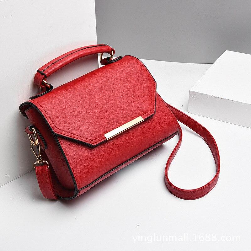 Women Crossbody Bags For Women Multicolor Bag Handbag Women Small Leather Postman Handbag