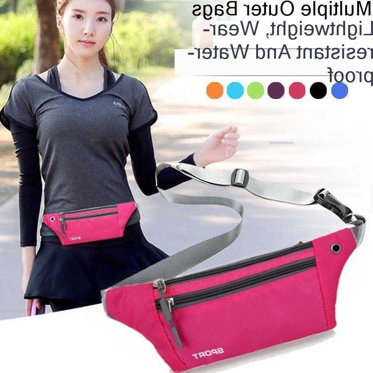 Unisex Waist Bag Female Belt New Brand Fashion Waterproof Chest Handbag Unisex Fanny Pack Ladies Waist Pack Belly Bags Purse
