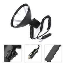 Ультра яркий 1000 Вт HID ксеноновая лампа 9 дюймов черный портативный охота на открытом воздухе ручная подсветка кемпинговые огни