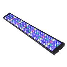 Aquarium Led Verlichting Aquarium Licht Lamp Voor Marine Coral Reef Led Light Zoutwater Licht Aquarium Leds Dimmer