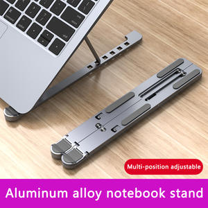 Laptop Stand for MacBook Pro Notebook Stand Magnetic Foldable Aluminium Alloy Tablet Stand Bracket Laptop Holder for Notebook