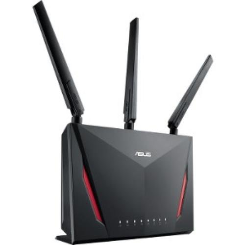 ASUS RT-AC86U Top 10 Best Wireless Router AC2900 802 11AC MU-MIMO Wi-Fi  Dual-band 2 4 GHz amp 5 GHz 1600Mbps 4port Gigabit
