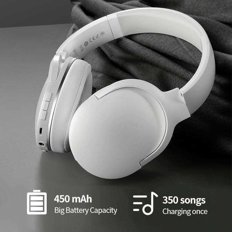 Image 3 - Baseus D02 Bluetooth наушники Складные bluetooth гарнитура  беспроводные наушники портативные bluetooth наушники с микрофоном для  телефонаНаушники и гарнитуры