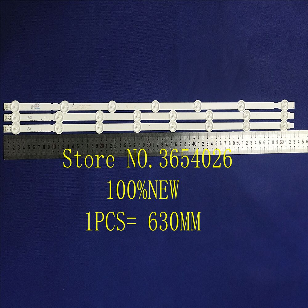 3pcs(1A1*7LED,2A2*8LED)LED Backlight Bar For LG 32
