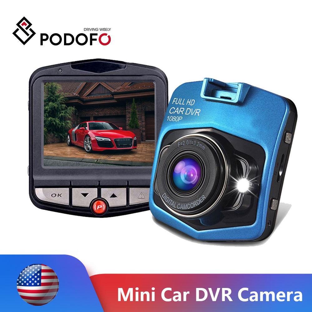 Podofo Mini Car DVR Camera Dash Cam Auto Registrator Digital Video Recorder Parking Recorder Night Vision G sensor Dash Cam DVRs|DVR/Dash Camera| - AliExpress