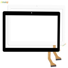 Nouveau pour 10.1 pouces FPC WYY101028A4 V01 tablette externe capacitif écran tactile numériseur panneau capteur remplacement Multitouch