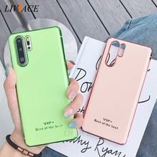 luxury plating soft tpu case for huawei