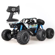 48cm 1:8 6WD 2.4G RC Climbing Car Off-Road Vehicle Amphibiou