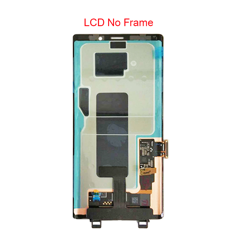 Image 4 - For Samsung Galaxy Note 9 Lcd Display Touch Screen Digitizer Assembly For Samsung note 9 n960 N950F N960D N960DS lcd with Frame-in Mobile Phone LCD Screens from Cellphones & Telecommunications