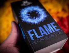 Flame de Murphy's Magic Supplies, accessoire de tour de magie, mentalisme, gros plan, magicien,