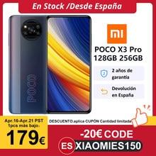 Versión Global POCO X3 Pro 6GB 128GB / 8GB 256GB Smartphone Snapdragon 860 FHD + 120Hz DotDisplay 5160mAh 33W NFC Quad Camera