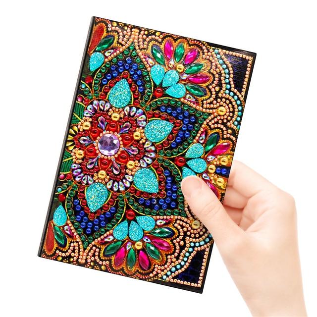 A5 Diary Book Diamond Painting Notebook