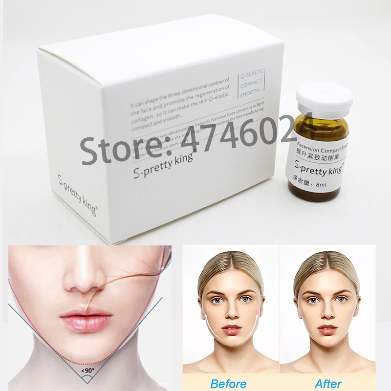 HA Collagen Hyaluronic Acid 100% Pure Acid Serum For Skin Firming Wrinkle Eye Bag Defense Lip Filler Hyaluronic Pen Injection
