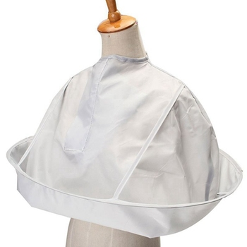 2 PCS Kids Adult Salon Barber Gown Cloth Hair Cutting Cloak Umbrella Hairdressing Cape Home Use Shawl Apron salon home use adult hair cutting cape hairdressing dye salon apron barber gown cosmetic tools