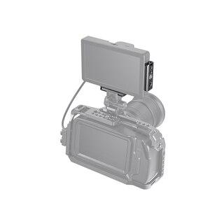 """Image 5 - SmallRig Nato Đường Sắt Tấm SmallHD Tập Trung 7/Tập Trung HDMI/SDI (5 """")/Tập Trung OLED HDMI/SDI (5.5"""") Màn Hình Đĩa Với Nato Đường Sắt 2464"""