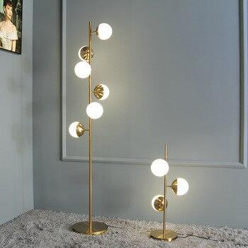 Lámpara led moderna de pie para pared, lámpara de pie para Cocina