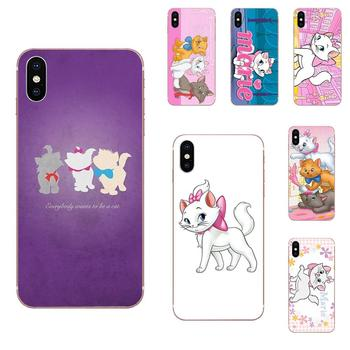 The Aristocats Luxury Protector Phone Case For iPhone SE2020 11 Plus Pro X XS Max XR 8 7 6S SE 4S 5 5C 5S image
