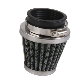 Intake Air Filter System Cleaner 48mm Universal for Honda for Suzuki image