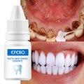 EFERO Zähne Bleaching Essenz Pulver Sauber Mundhygiene Bleichen Zähne Entfernen Plaque Flecken Frische Atem Oral Hygiene Dental Werkzeuge