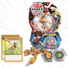 Egg-Toy Gold Bakugan Ejection Upgrade-Pack Takara Tomy Child Boy New Phoenix Burst Birthday-Gift