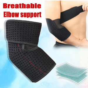 Breathable Elbow Support for A