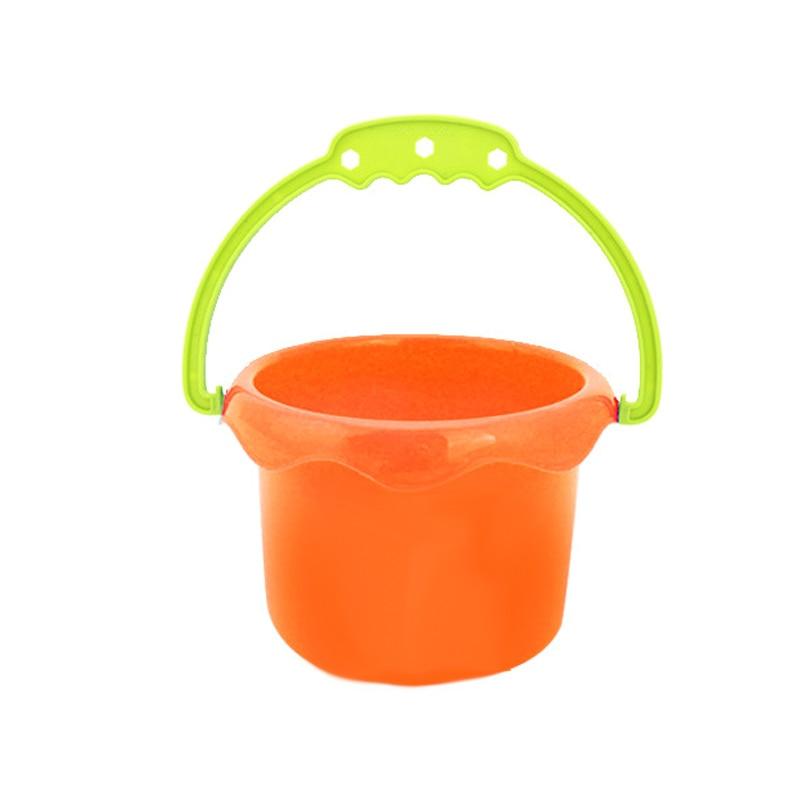 High Quality 9pcs Kids Sand Beach Toys Castle Bucket Spade Shovel Rake Water Tools Sunglasses