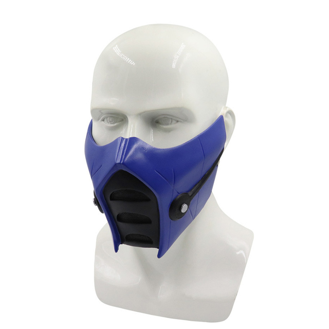 mortal kombat 11 scorpion mask