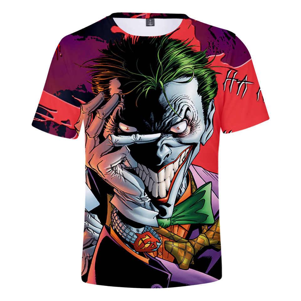 Haha Забавные футболки Монстр большой рот печати Футболка уличная 2019 хип хоп топы мужские 4xl высокое качество тройник плюс размер Прямая поставка