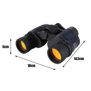 Image 4 - Binoculares de visión nocturna con Zoom fijo, telescopio 60X60 HD, alta claridad, 10000M, alta potencia, para caza al aire libre