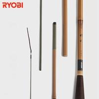 New RYOBI 28 tone super light slim rod carp fishing pole Parallel extension insert Section by section taiwan fishing rod|Fishing Rods| |  -