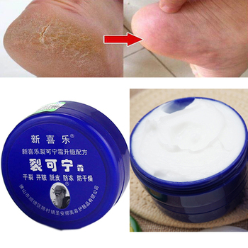 Traditional Chinese 33g Oil Anti-Drying Crack Foot Cream Heel Cracked Repair Cream Removal Dead Skin Hand Feet Care 1