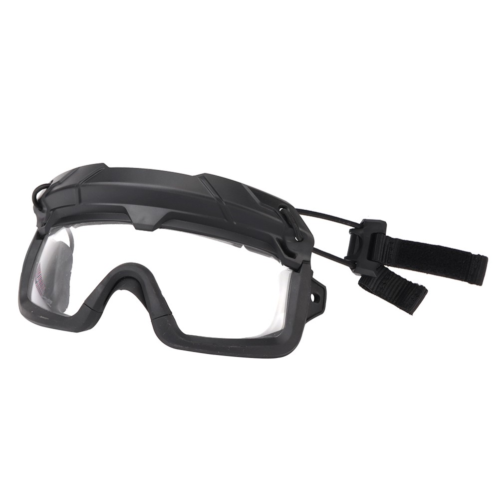 TMC SF QD Goggle Anti Fog Dust Protection ANSI Z87.1 For OC Style Tactical Helmet Airsoft Combat Equipment