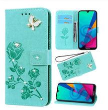 Dla OPPO A15 A 15 OPPOA15 Case Book portfel Vintage magnetyczna skórzana klapka stojak na karty pokrywa luksusowy telefon komórkowy torby