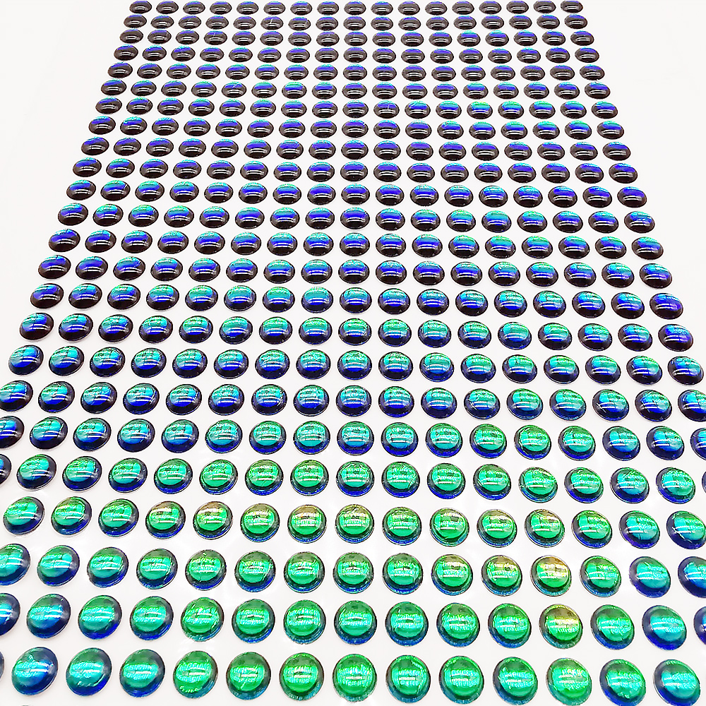 Jerry Fishing Lure Eyes 200pcs Lazer 3D High Quality Wholesale Hard Bait Tackle Accessory