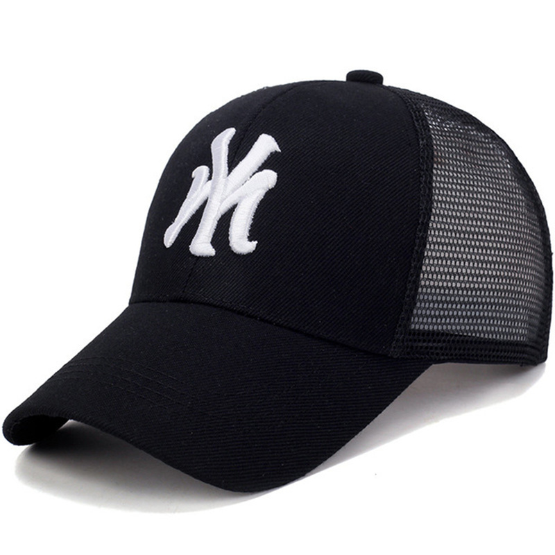 2020 Unisex Alphabet Embroidery Baseball Cap Fashion Adjustable Cotton Casual Caps Men And Women Spring And Summer Universal Hat