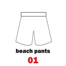 Shorts Bermuda Luxury Trunk Dry-Board Men's Beach Quick Brand New Summer Print 01 Casual