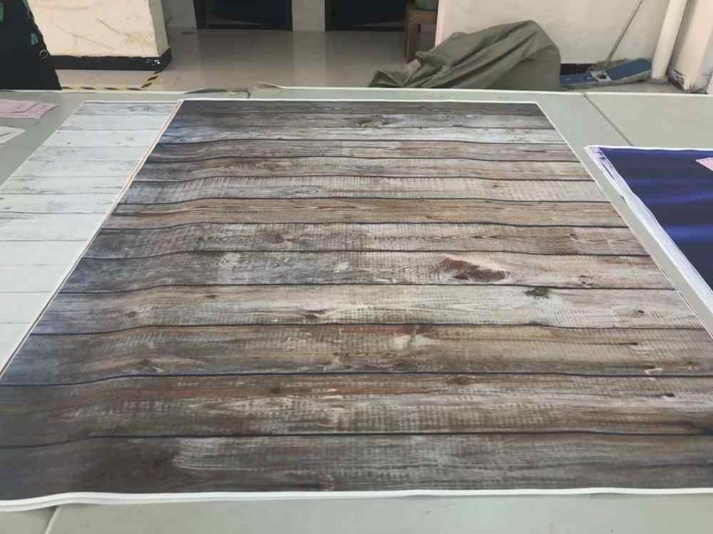 Vieux fond de Photo en bois brun minable, toile de fond de photographie en bois de vinyle de nouveau-nés, planches de bois vintage