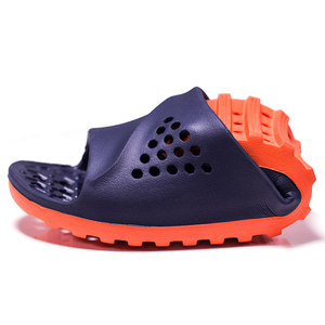 Image 4 - Summer Indoor Men Bath Bathroom Shower Slippers Slides Bathing Shoes Badslippers Badeschuhe Home House Beach Sleepers Pool Soft