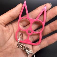 Portable Cute Cat Opener Screwdriver Keychain Multifunction Outdoor Gadgets Zinc Alloy Bottle Opener Kitchen Gadget Beer Tools