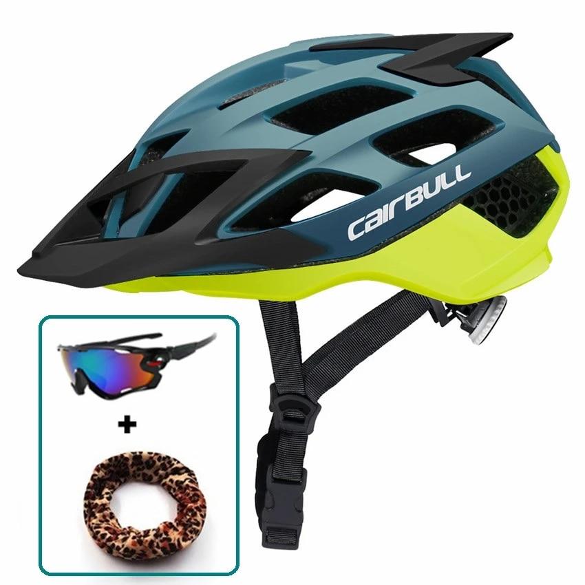 Cairbull Outdoor Sport Road Mountain Bike Helmets Safety Cycling Bike Helmet New