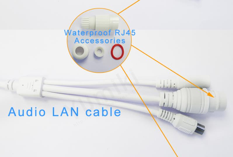 IP Camera Audio Cable 11PIN