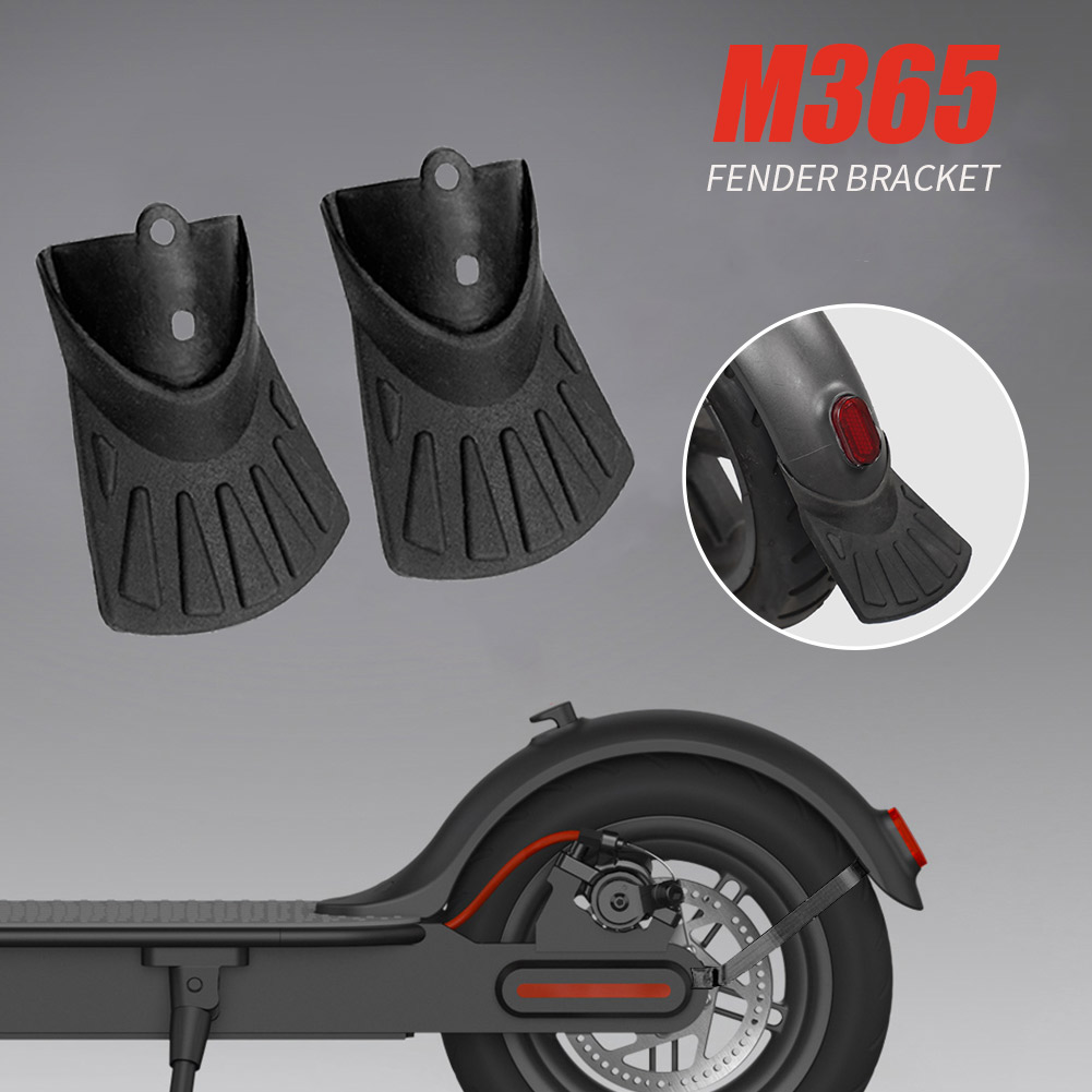 Scooter Front and Rear Fender Mud Retaining Xiaomi M365 Mud Retaining Water~