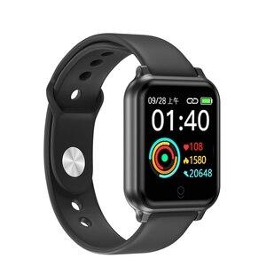 Умные часы Nennbo B58, водонепроницаемые умные часы, спортивные умные часы, умные часы iphone, умные часы Android, монитор сердечного ритма, монитор арт...