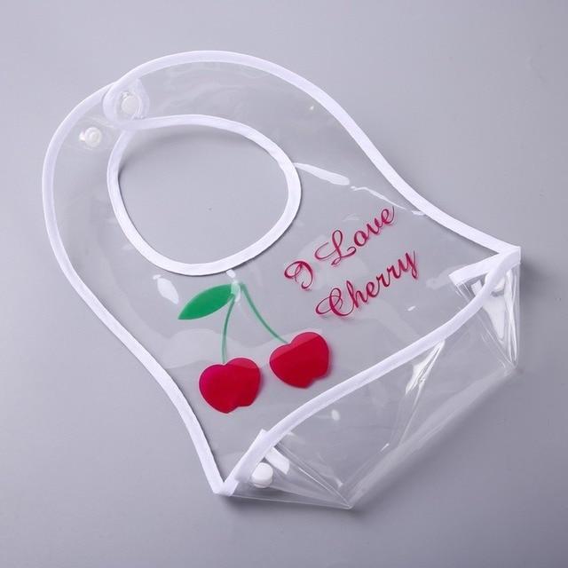 Regulowane śliniaki dla dzieci EVA wodoodporne śliniaki na Lunch składane dziecięce sukienki do karmienia dzieci dziecięce fartuchy Babador Bandana