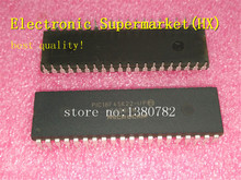 Free Shipping 10pcs/lots PIC18F45K22 I/P PIC18F45K22 DIP 40 In stock!